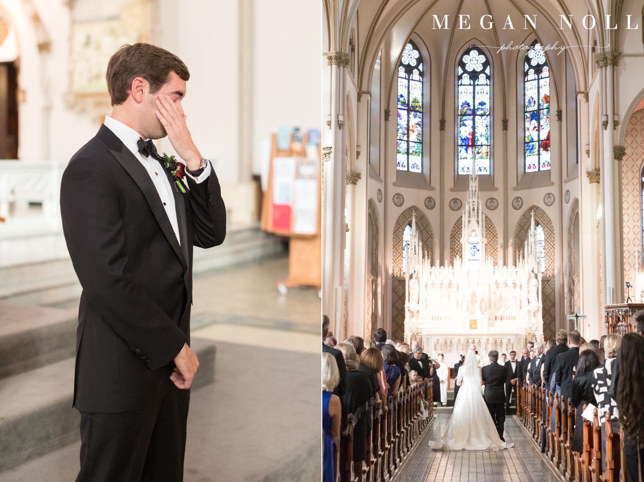 Cincinnati Catholic Church Wedding, Saint Francis De Sales
