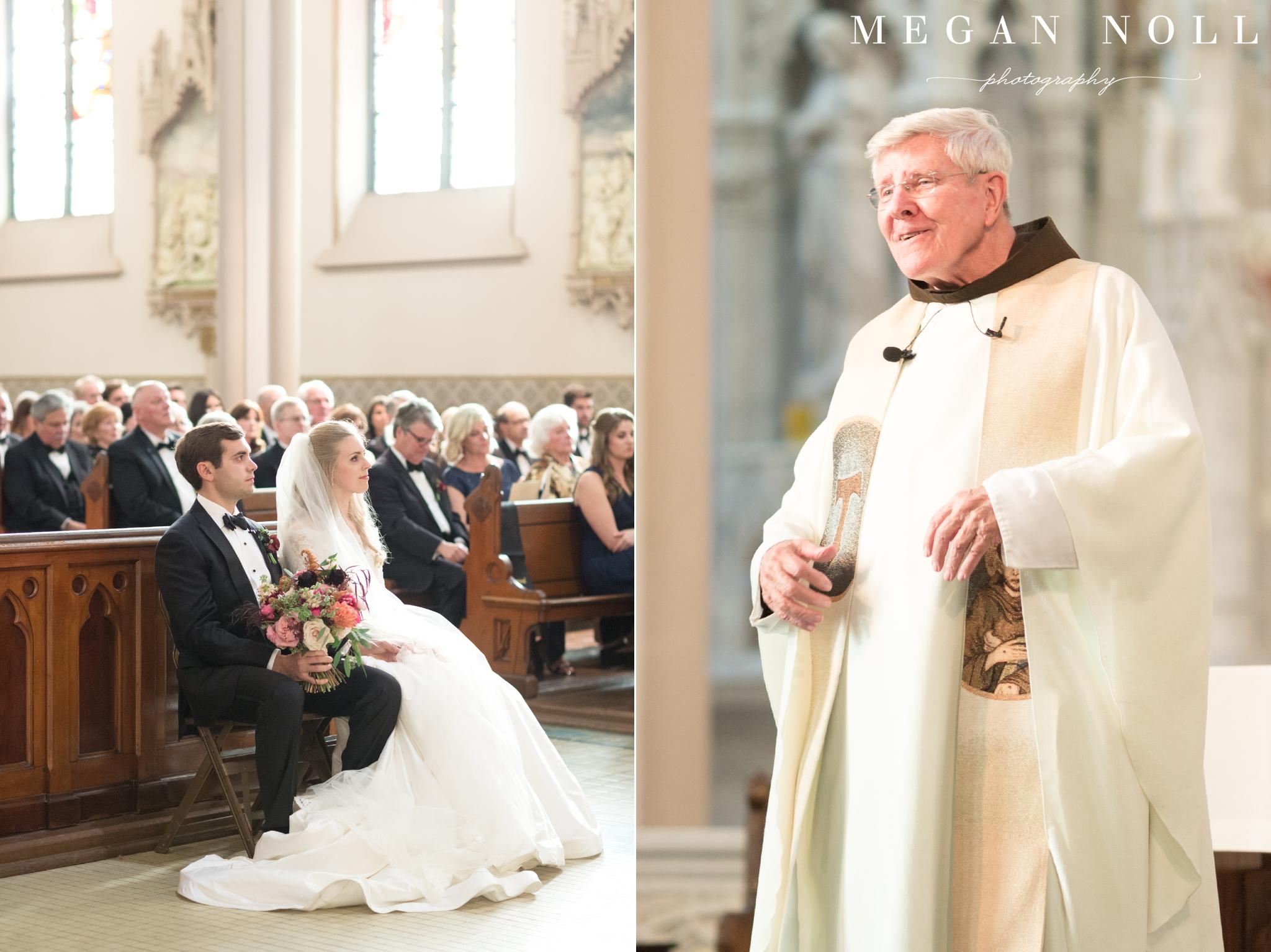 Catholic Ceremony in Cincinnati, Cincinnati Wedding
