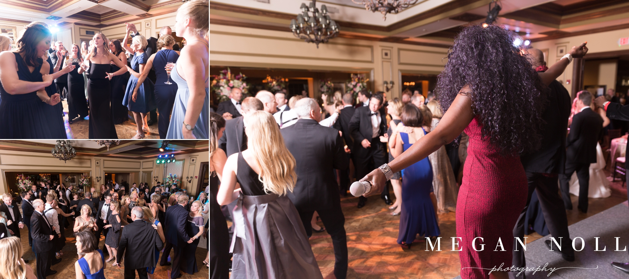 Kenwood Country Club, Dancefloor