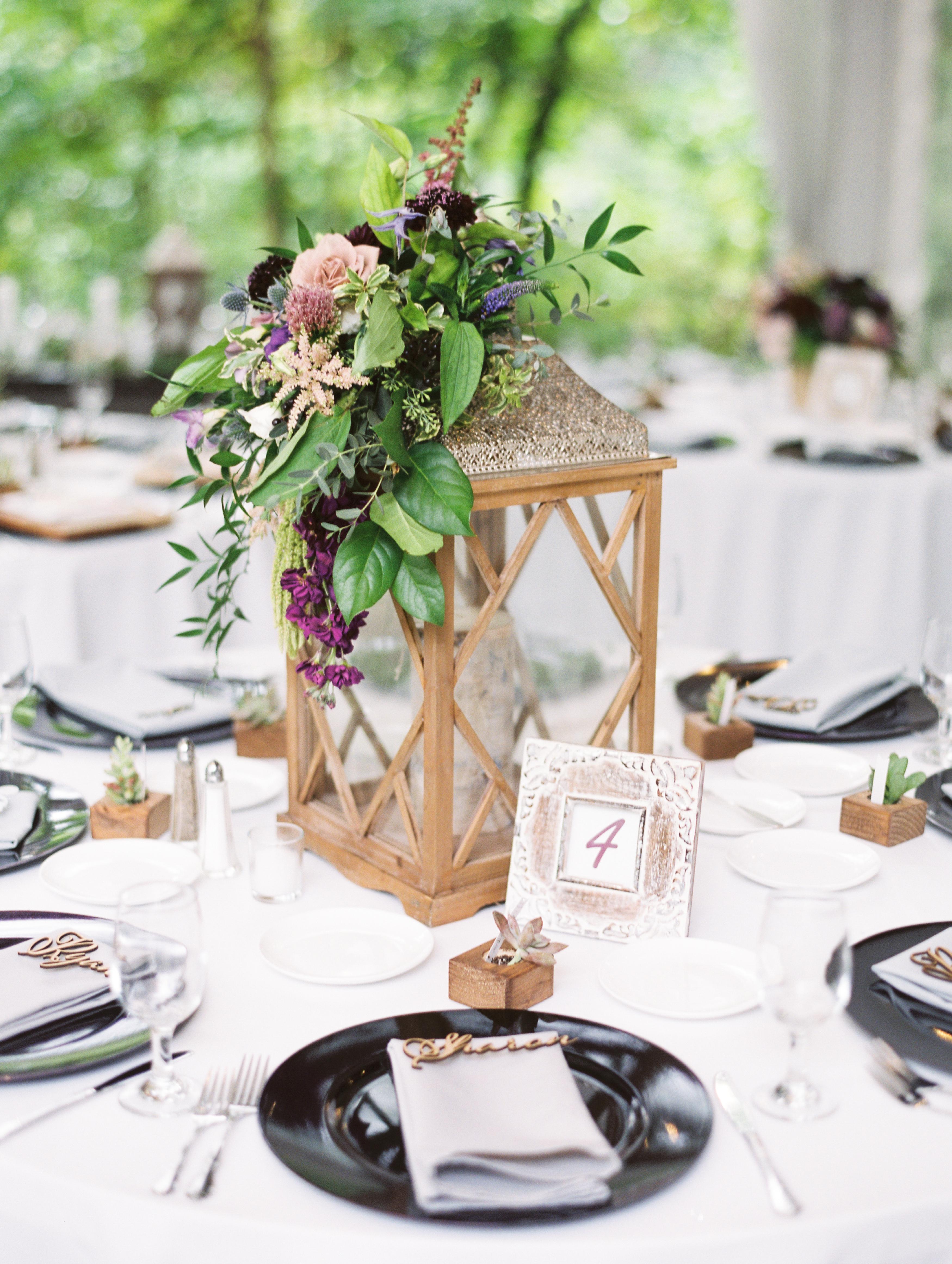 Wedding Reception at Cincinnati Nature Center