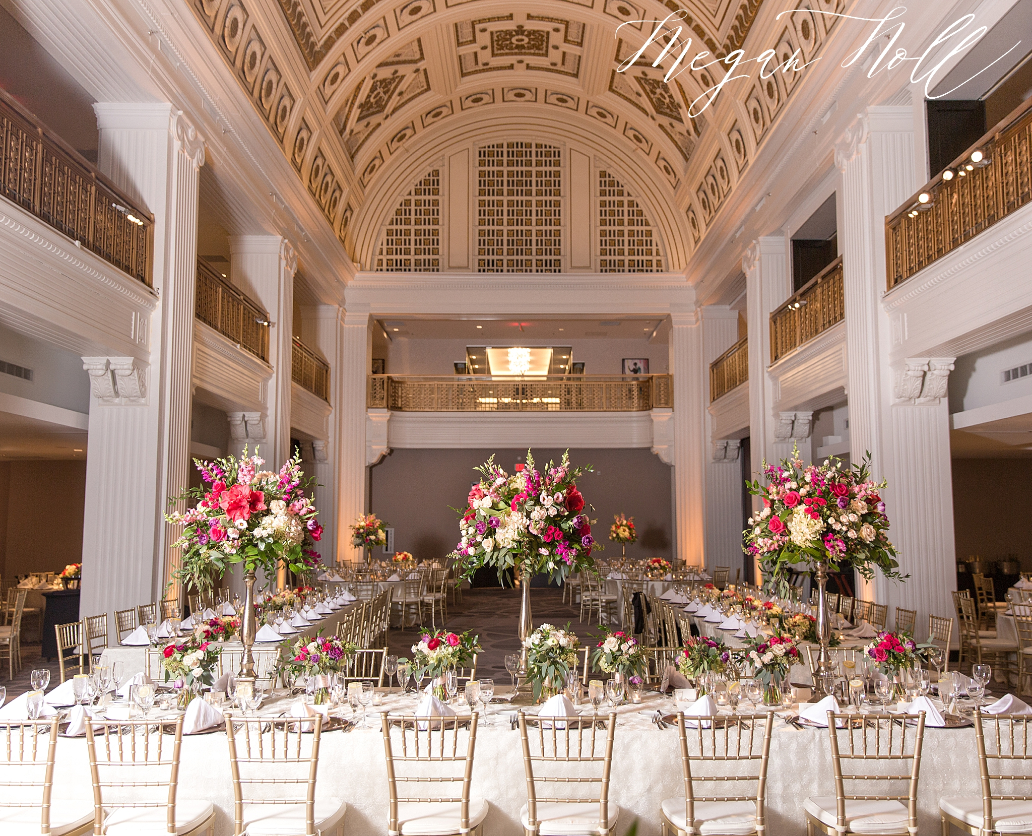 The Renaissance is a top wedding venue in Cincinnati