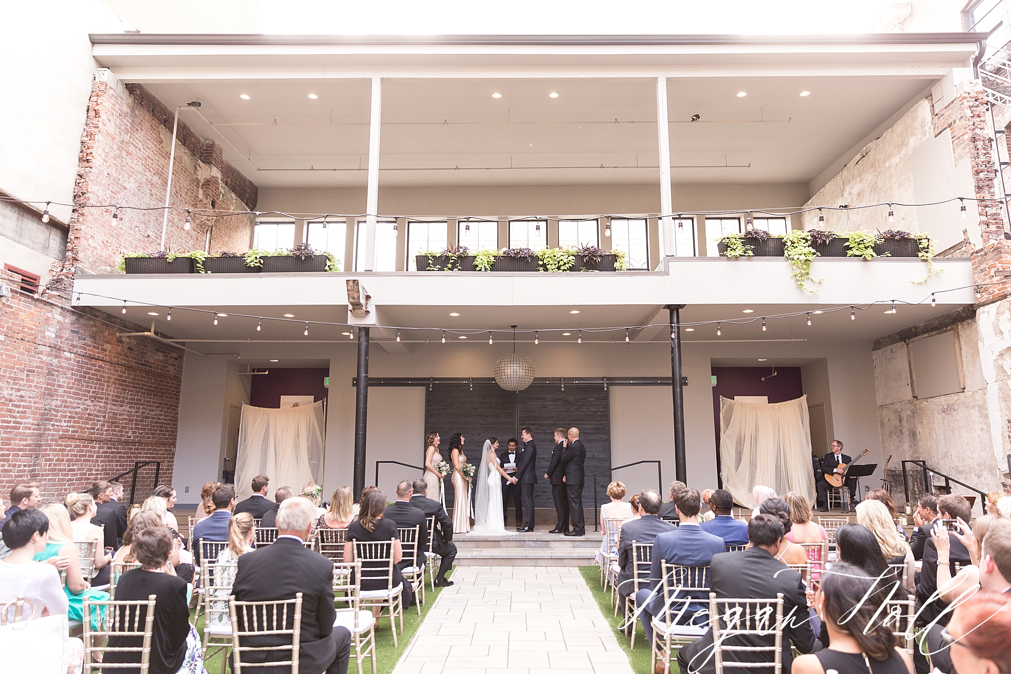 Hotel Covington is a top wedding venue in Cincinnati