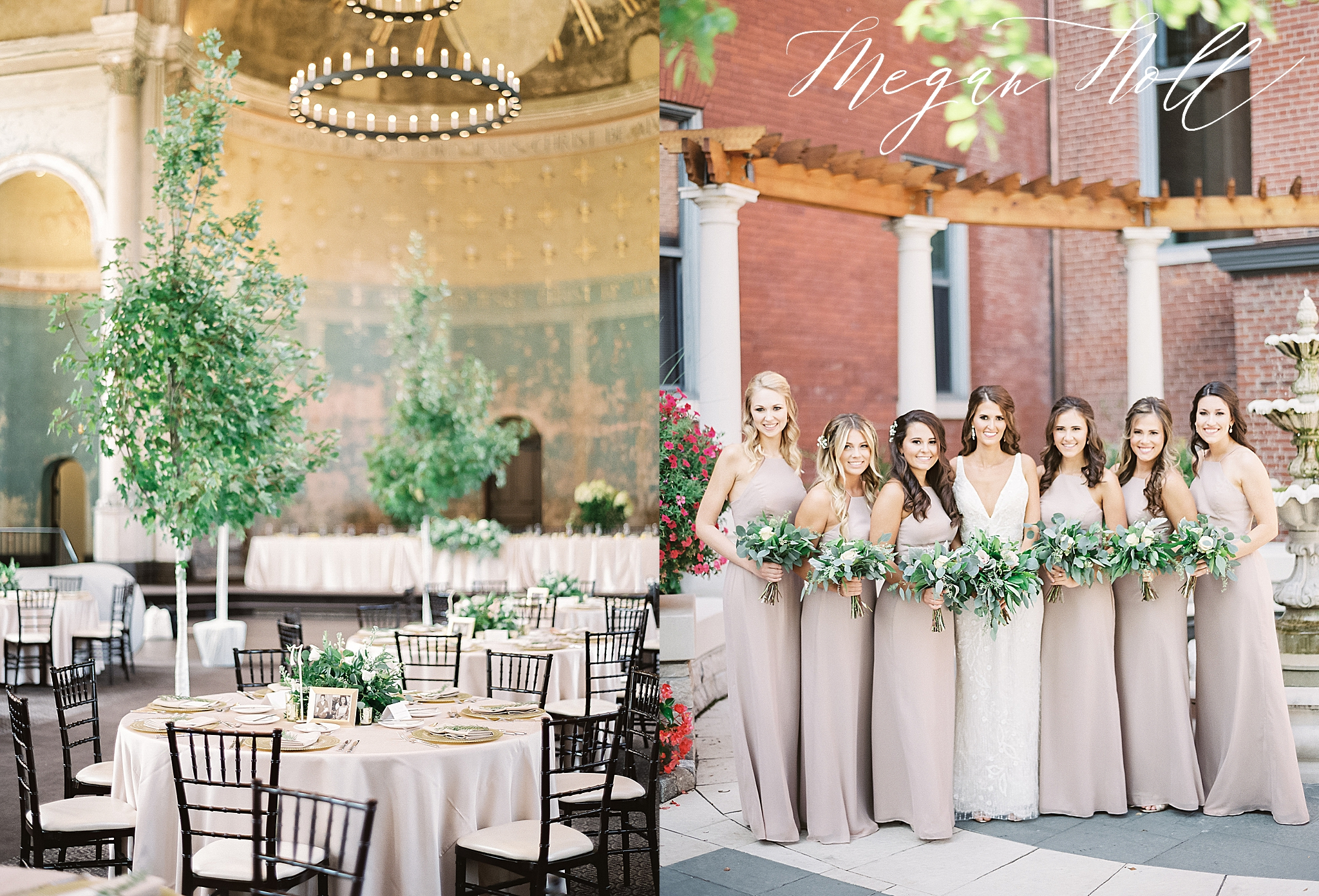 Best Wedding Venues In Cincinnati Megan Noll Photography