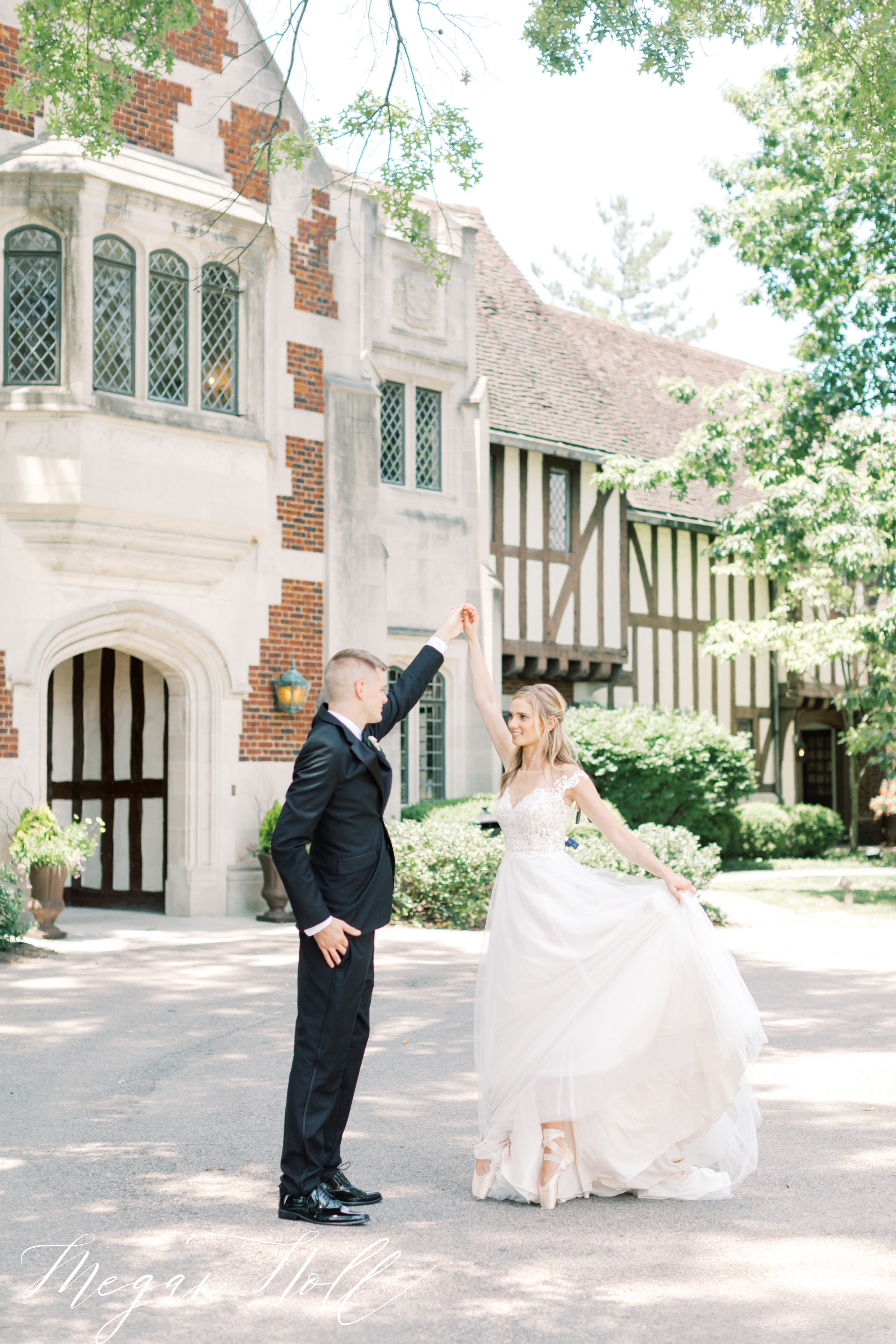 Wedding Pictures at Pinecroft at Crosley Estate in Cincinnati, Ohio