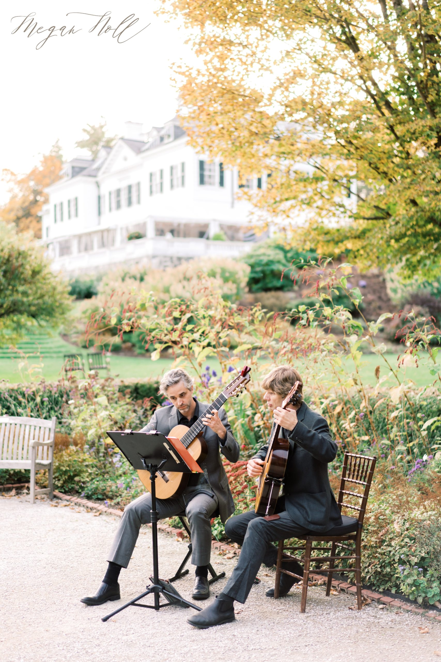 Jon Suters Musicans play for wedding ceremony in Massachusetts