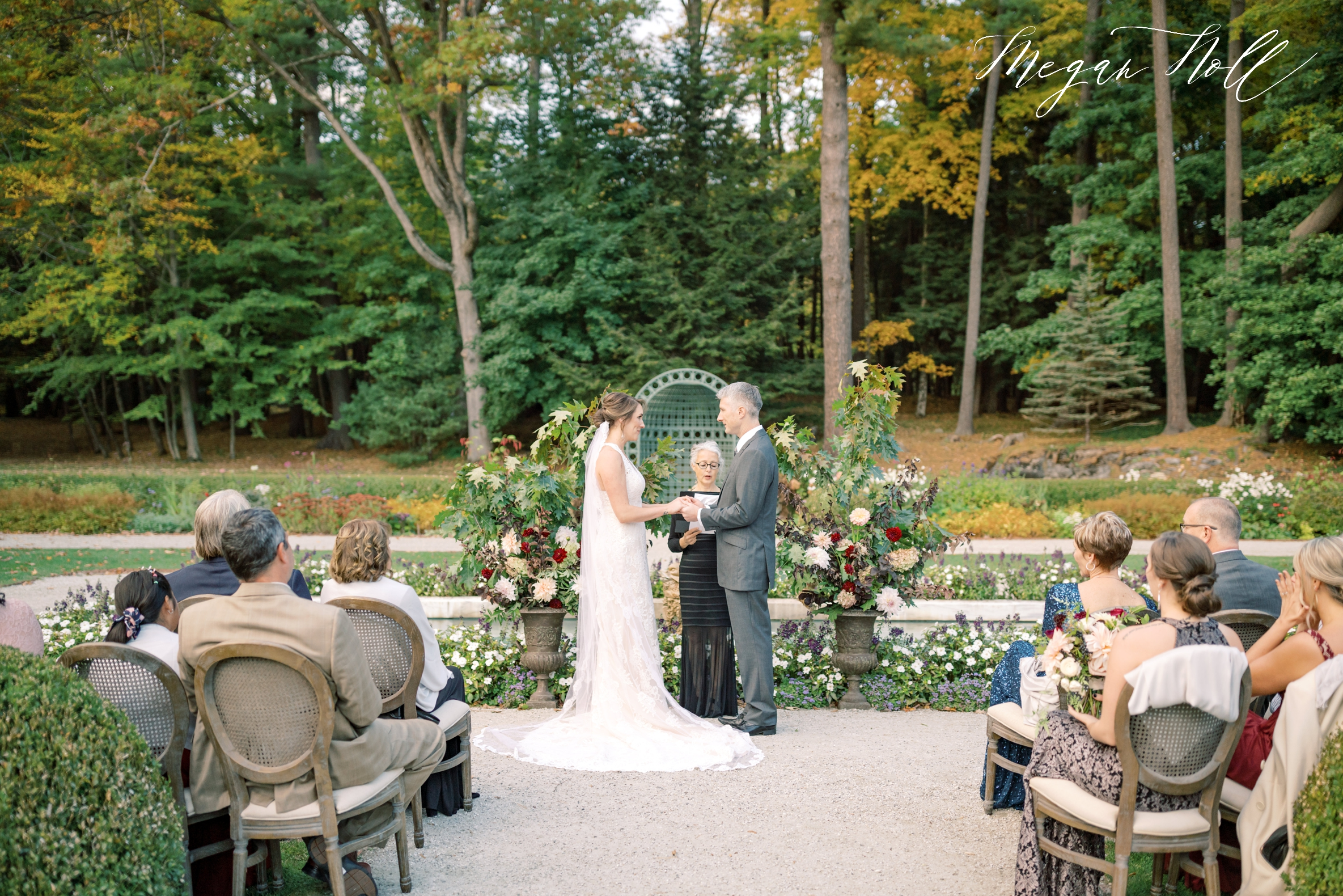 immediate family only wedding ceremony